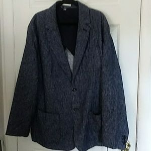 Big and Tall blazer/jacket